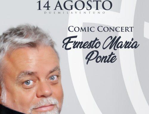 ERNESTO MARI PONTE FERRAGOSTO 2021